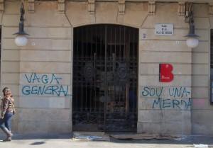 """""""La Mairie d'arrondissement"""" de Gràcia"""